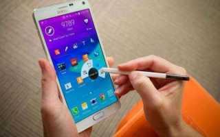 Samsung galaxy note 4: характеристика модели, фото и отзывы