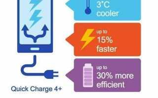 Что такое быстрая зарядка и какие телефоны xiaomi (redmi) её поддерживают